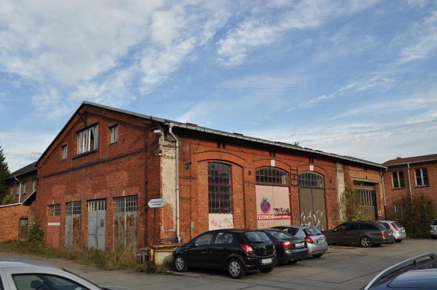 Garage Schwerin